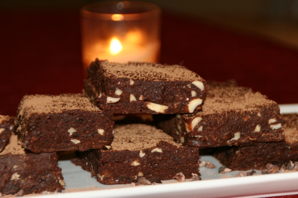 CookingwithMelody.com_Smart Brownies